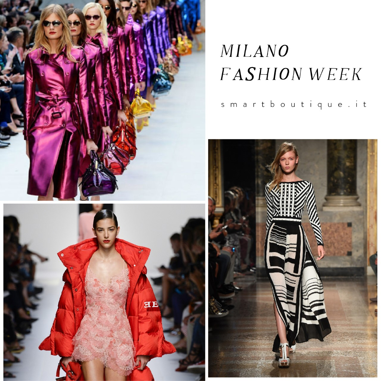 Smart Boutique alla Milano Fashion Week